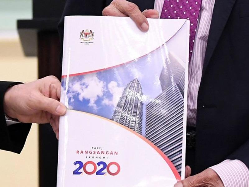 Intipati Pakej Rangsangan Ekonomi Negara 2020
