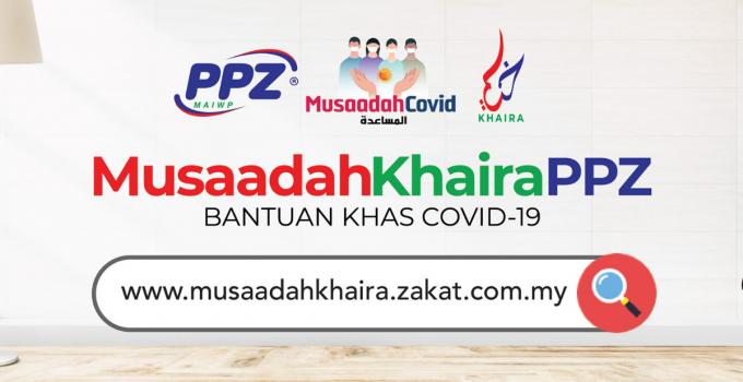 Permohonan Online Bantuan Musaadah Khaira PPZ