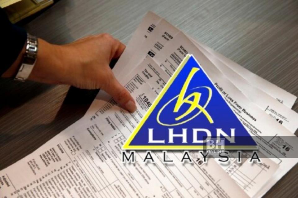 Permohonan No Pin & Login ezHasil Kali Pertama Online