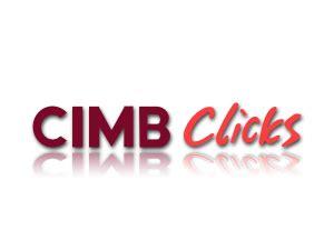 Semak Baki Akaun CIMB Online