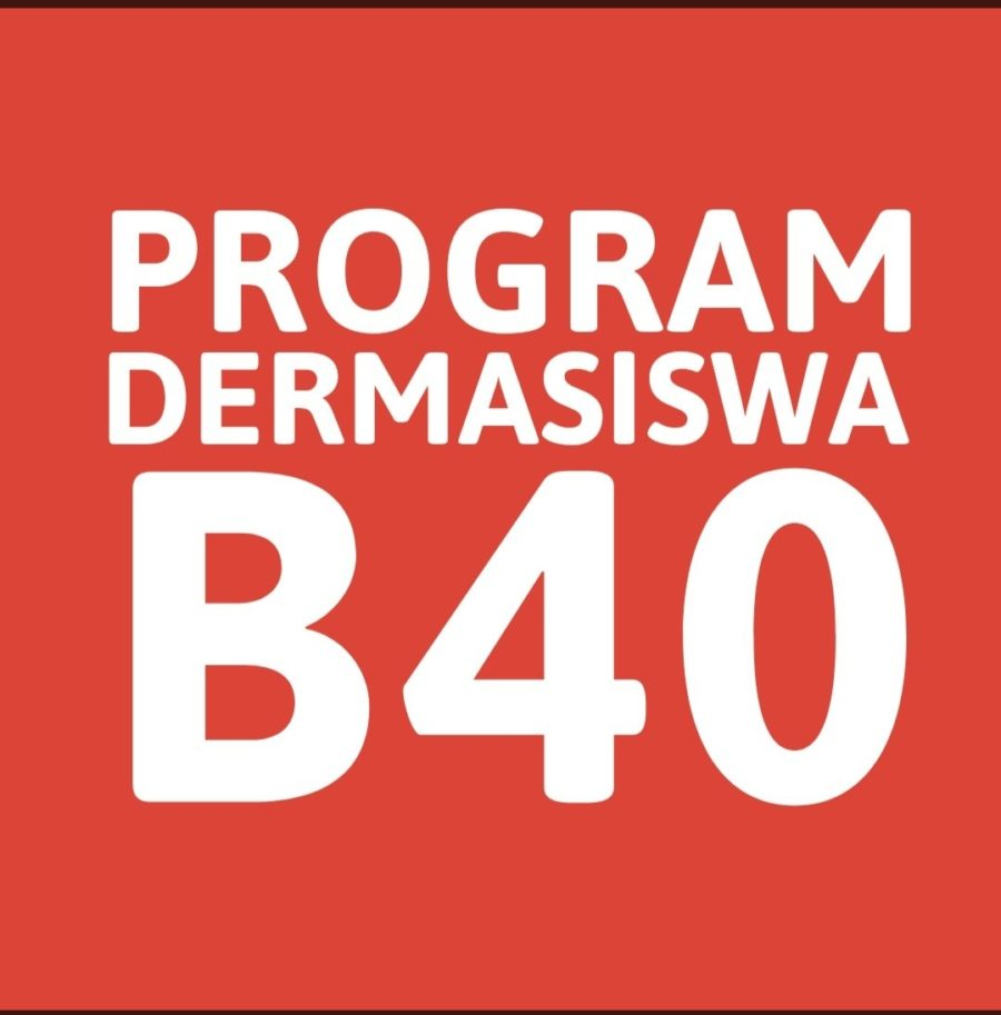 Permohonan & Semakan Program Dermasiswa B40