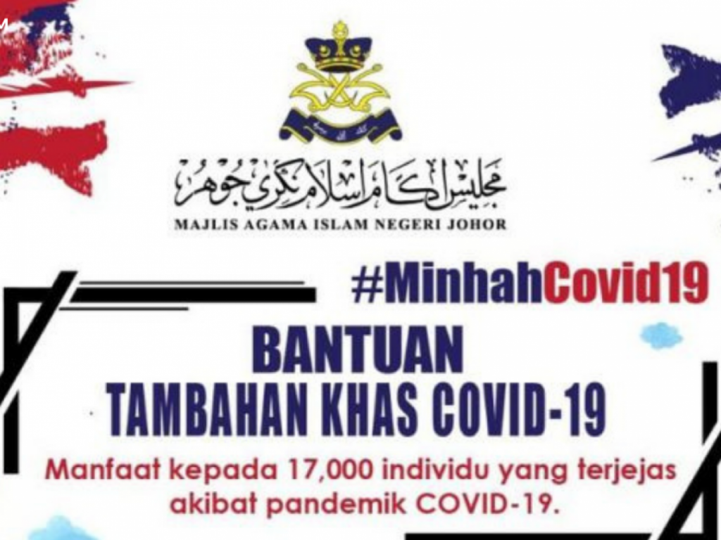 Permohonan Minhah Covid19 RM200 Bantuan Tambahan Khas