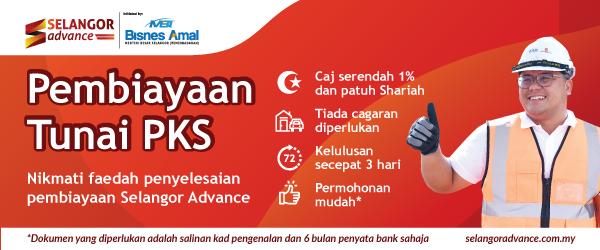 Pembiayaan Selangor Advance PKS