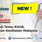 Sistem Janji Temu Online Klinik KKM