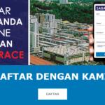 Daftar Sabah Trace Online: Pendaftaran Majlis Sosial/Premis Perniagaan