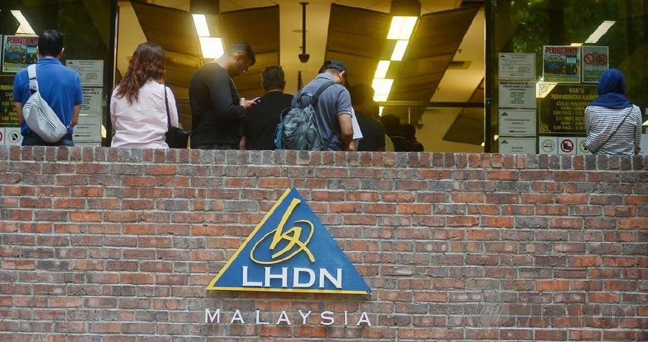 Buat Temujanji LHDN Online: Permohonan Rayuan BPR 2021