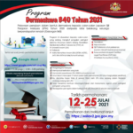 Dermasiswa JPA B40 2021: Permohonan & Syarat Kelayakan