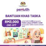 Bantuan Pengusaha Taska RM3000